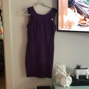 Trina Turk Purple Dress